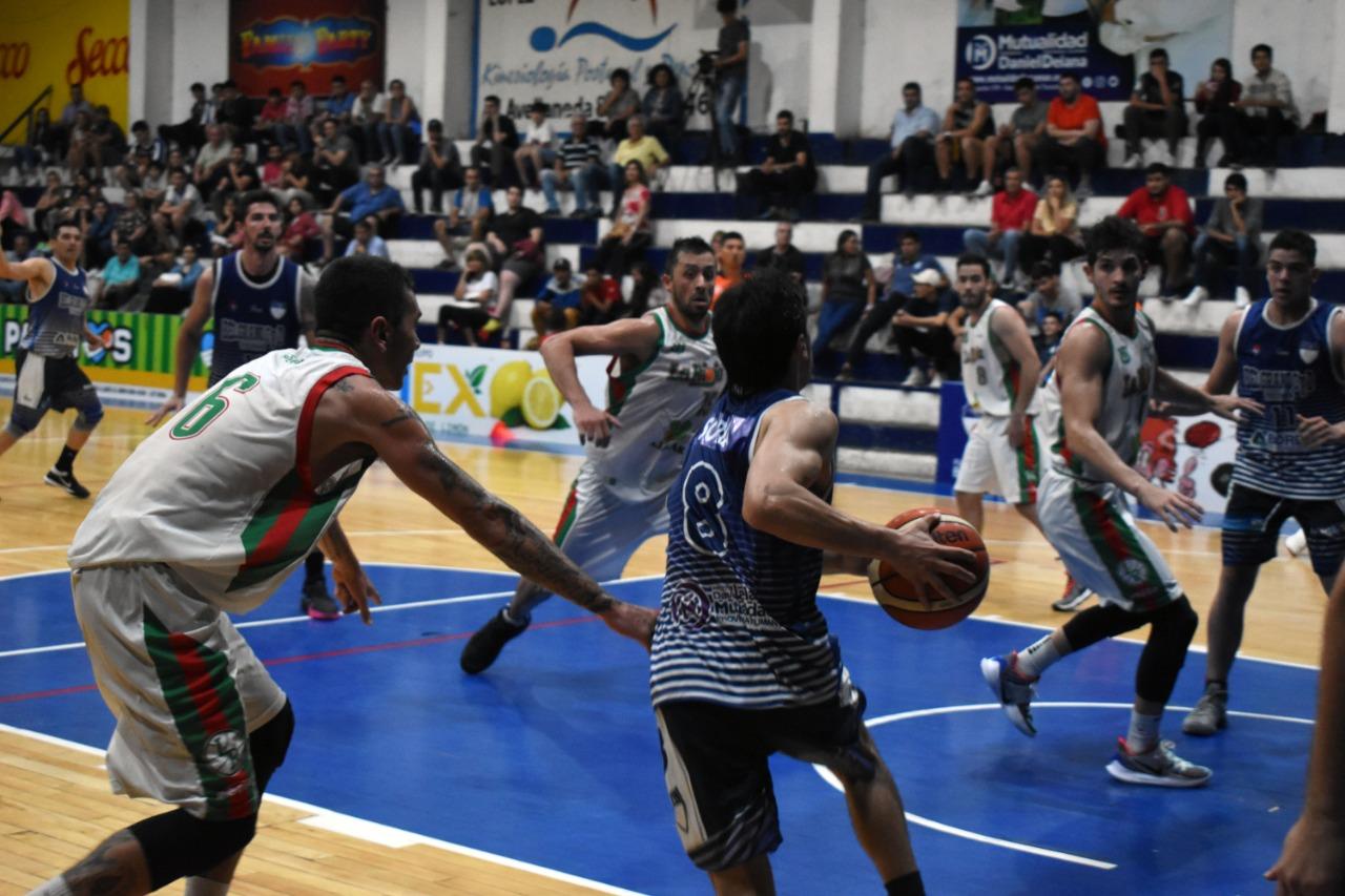 Belgrano CyD sumó su tercer triunfo al hilo en casa