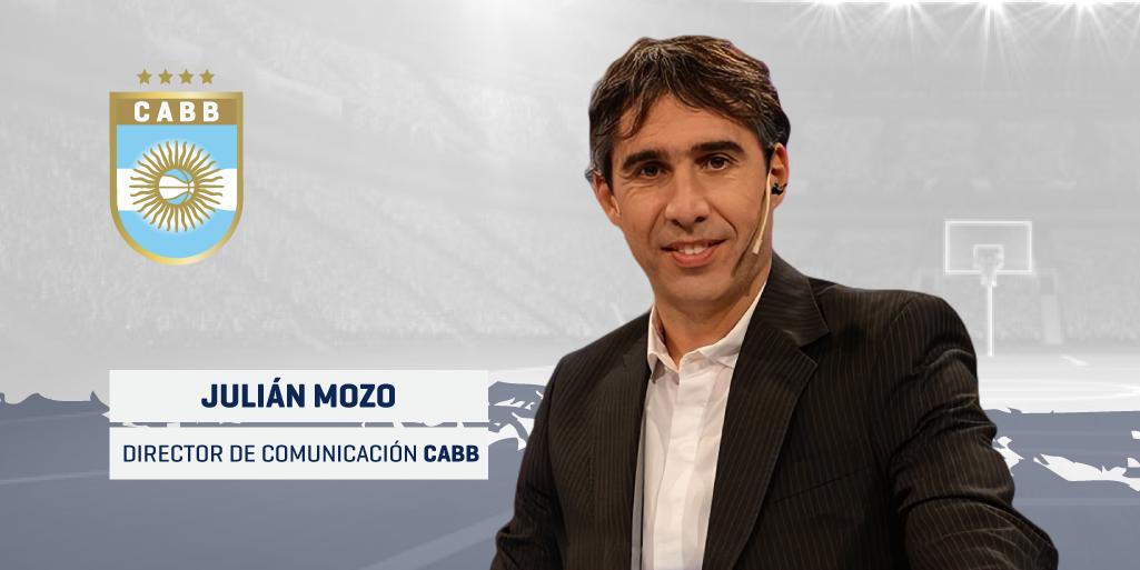Julián Mozo se suma como nuevo Director de Comunicaciones
