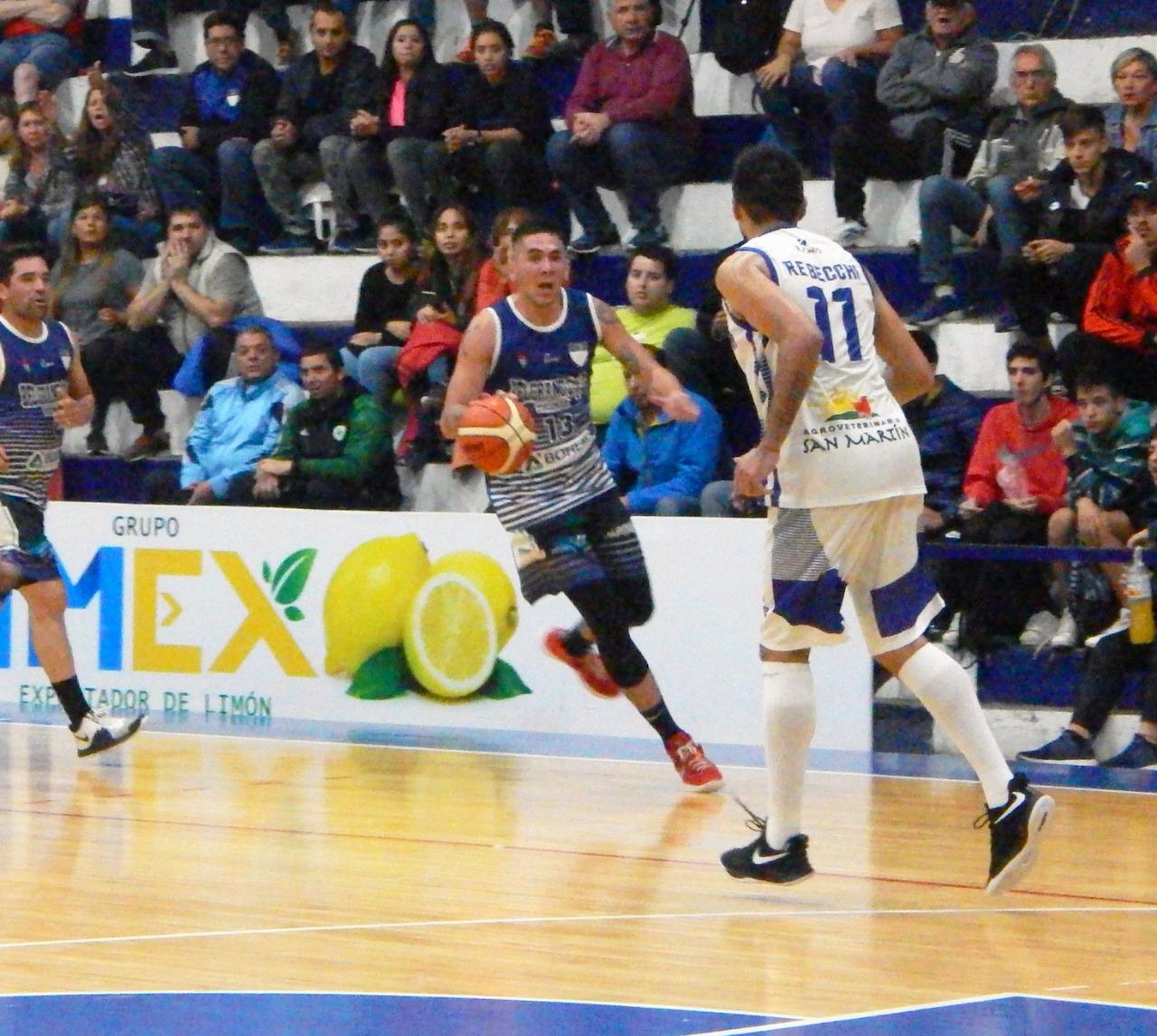 San Martín ganó en Tucumán y clasificó a la siguiente fase