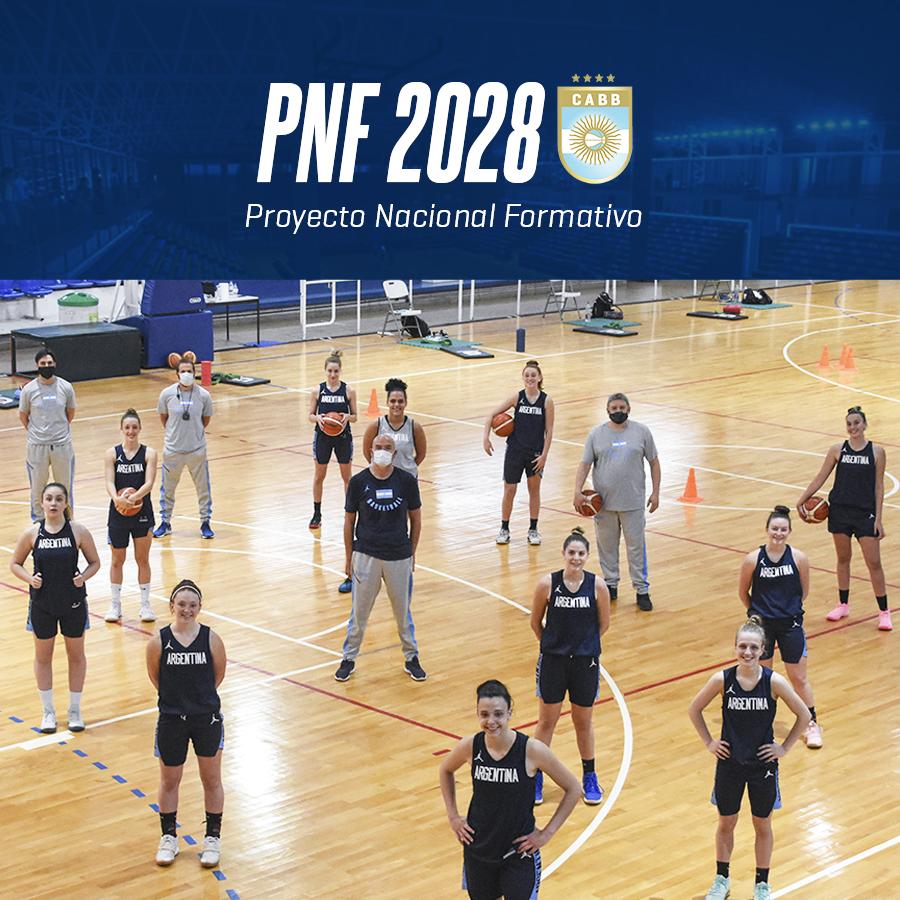 Programa Nacional Formativo: las 102 jugadoras elegidas para empezar a trabajar