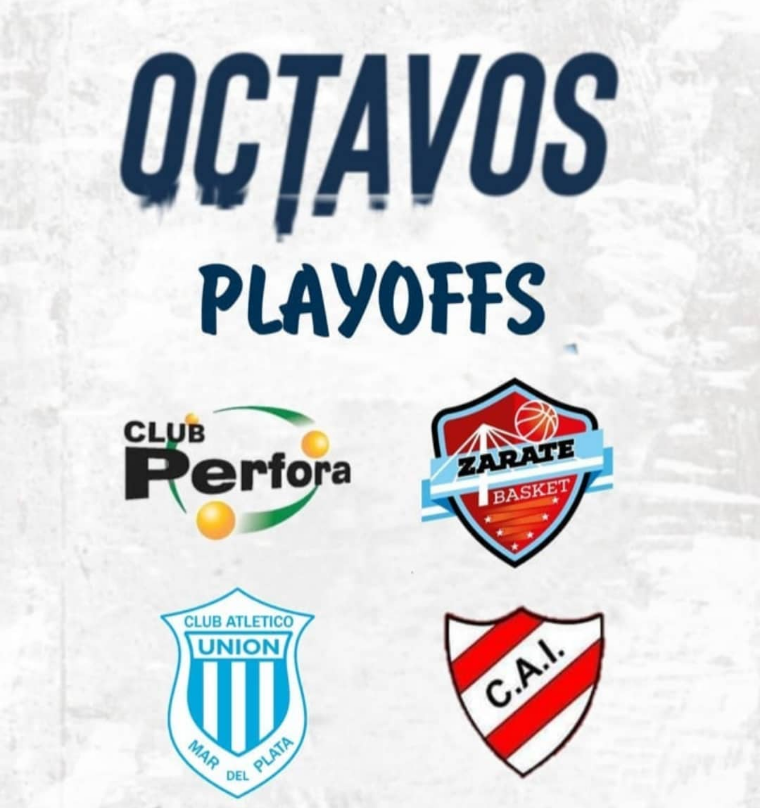 Pérfora, Independiente, Zárate y Unión juegan su cuadrangular