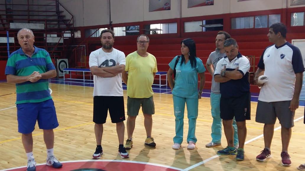Zárate Basket se prepara para viajar a Mar del Plata