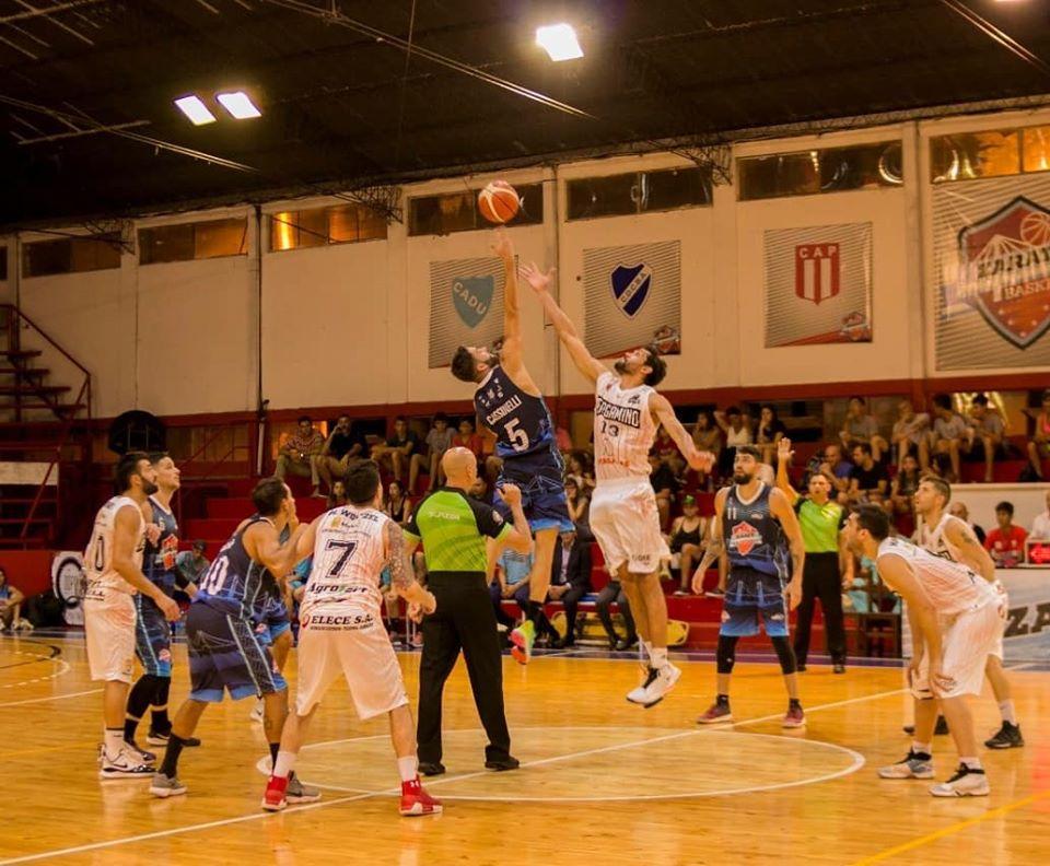 Zárate Basket se presenta en La Plata en un duelo de necesitados