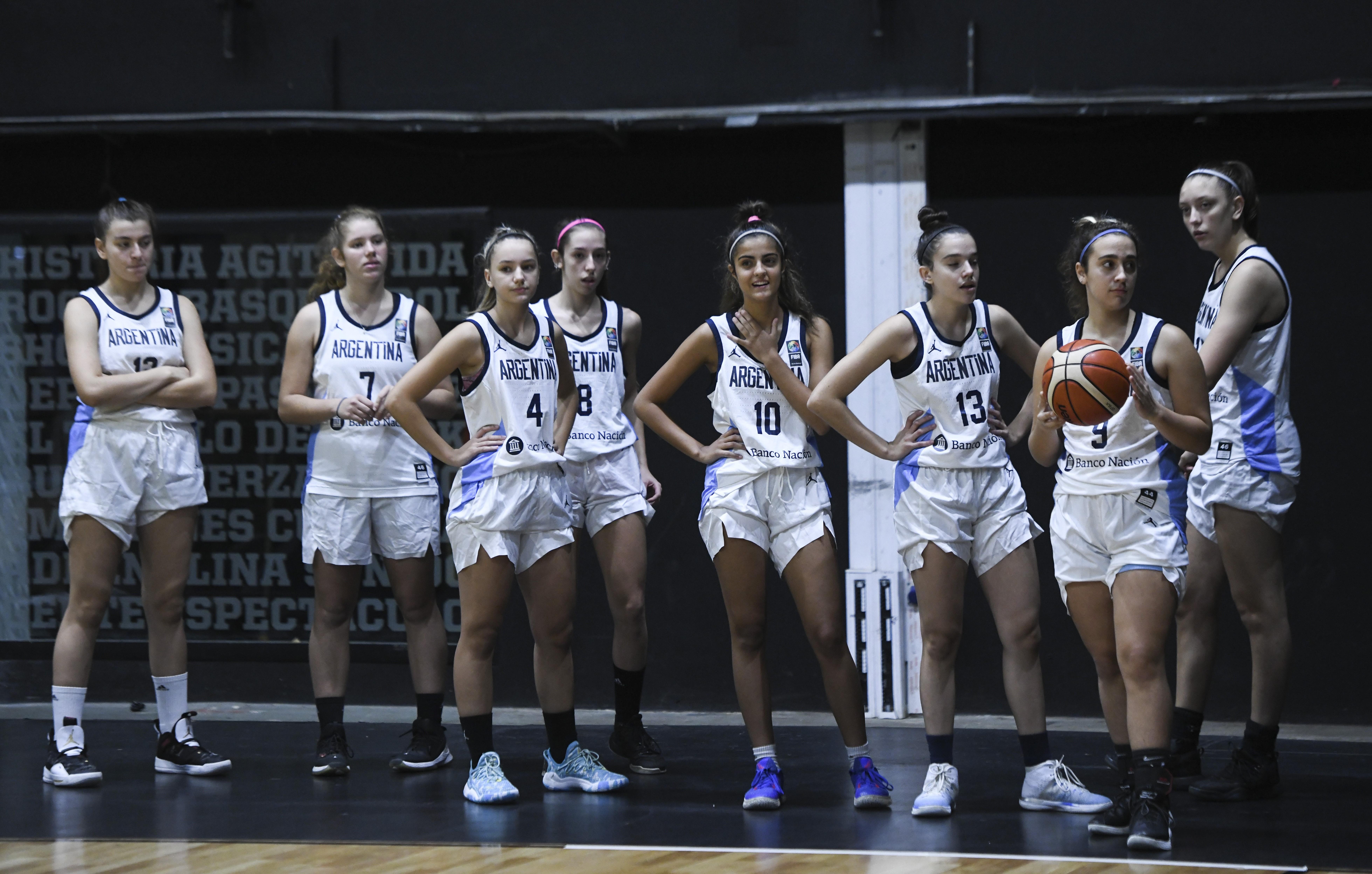 Comenzó con buenas noticias el U15 FIBA Skills Challenge