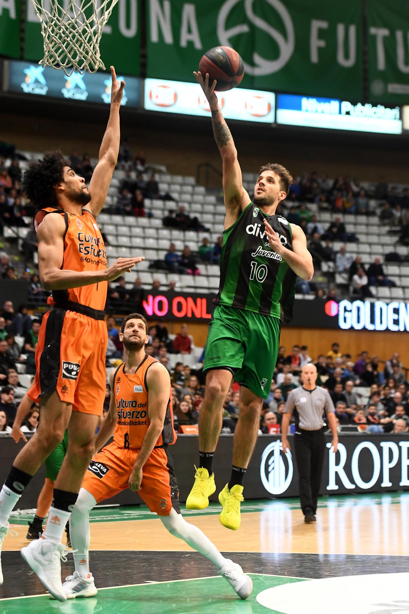Cuatro victorias argentinas para comenzar el año en la Liga ACB