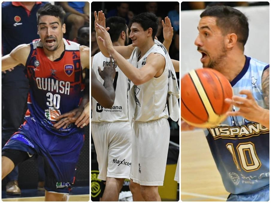 Los destacados de la Liga Nacional tras la ventana FIBA