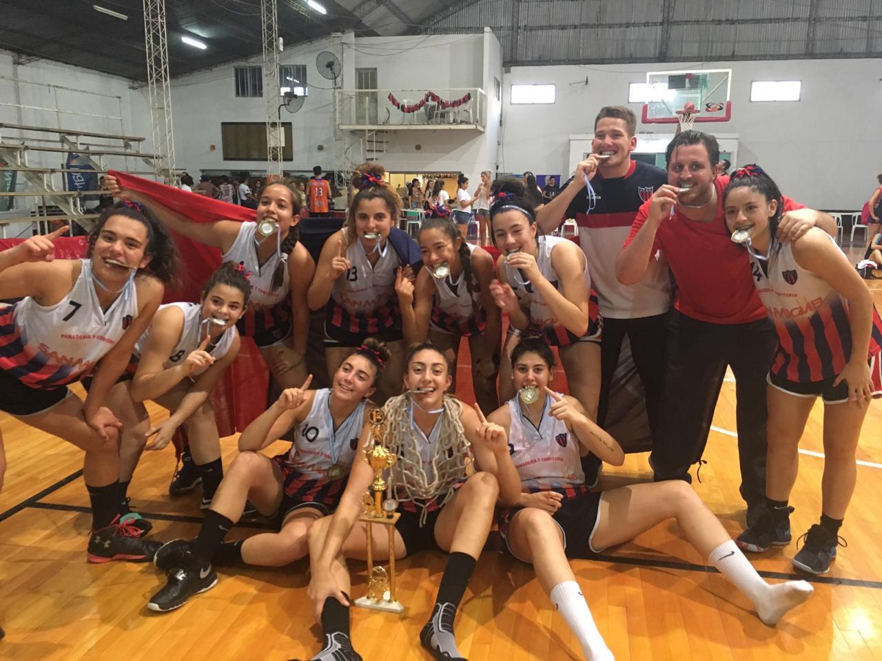 Andes Talleres es el campeón del Argentino U17 femenino