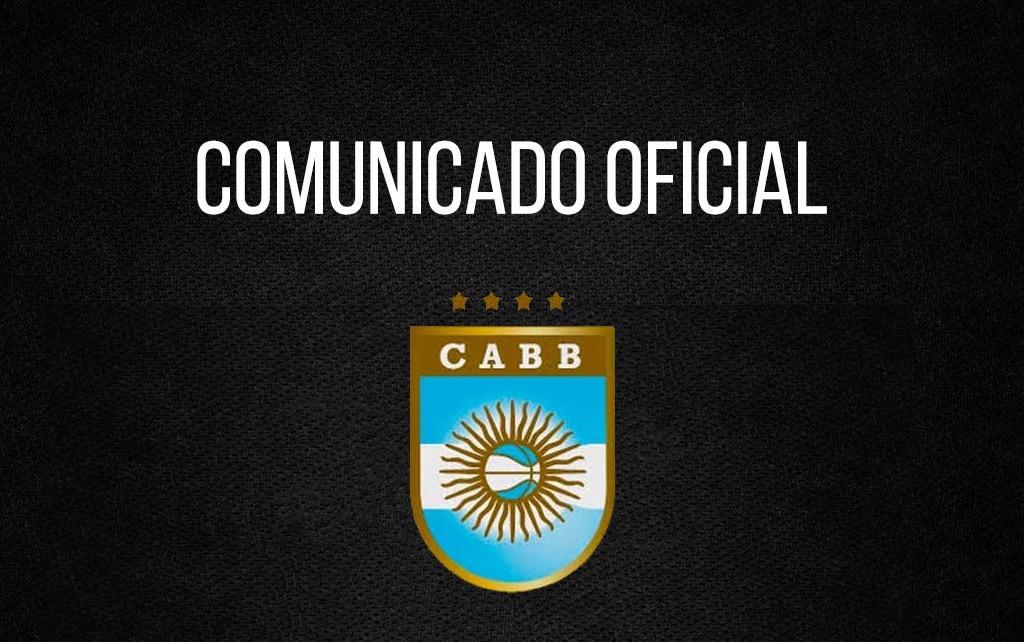 Comunicado oficial sobre el seguro CABB para los clubes