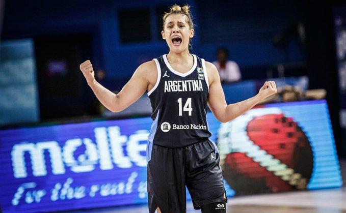 Conocé a Flor Chagas, la primera argentina elegida en el draft de la WNBA