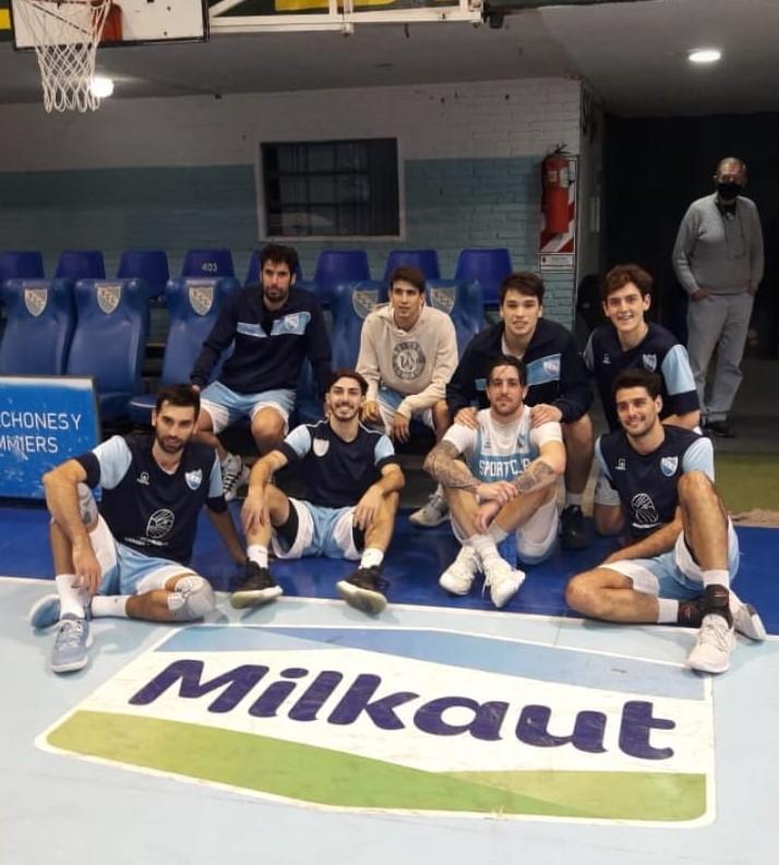 Sport Club trabajó para vencer aun combativo Náutico Avellaneda