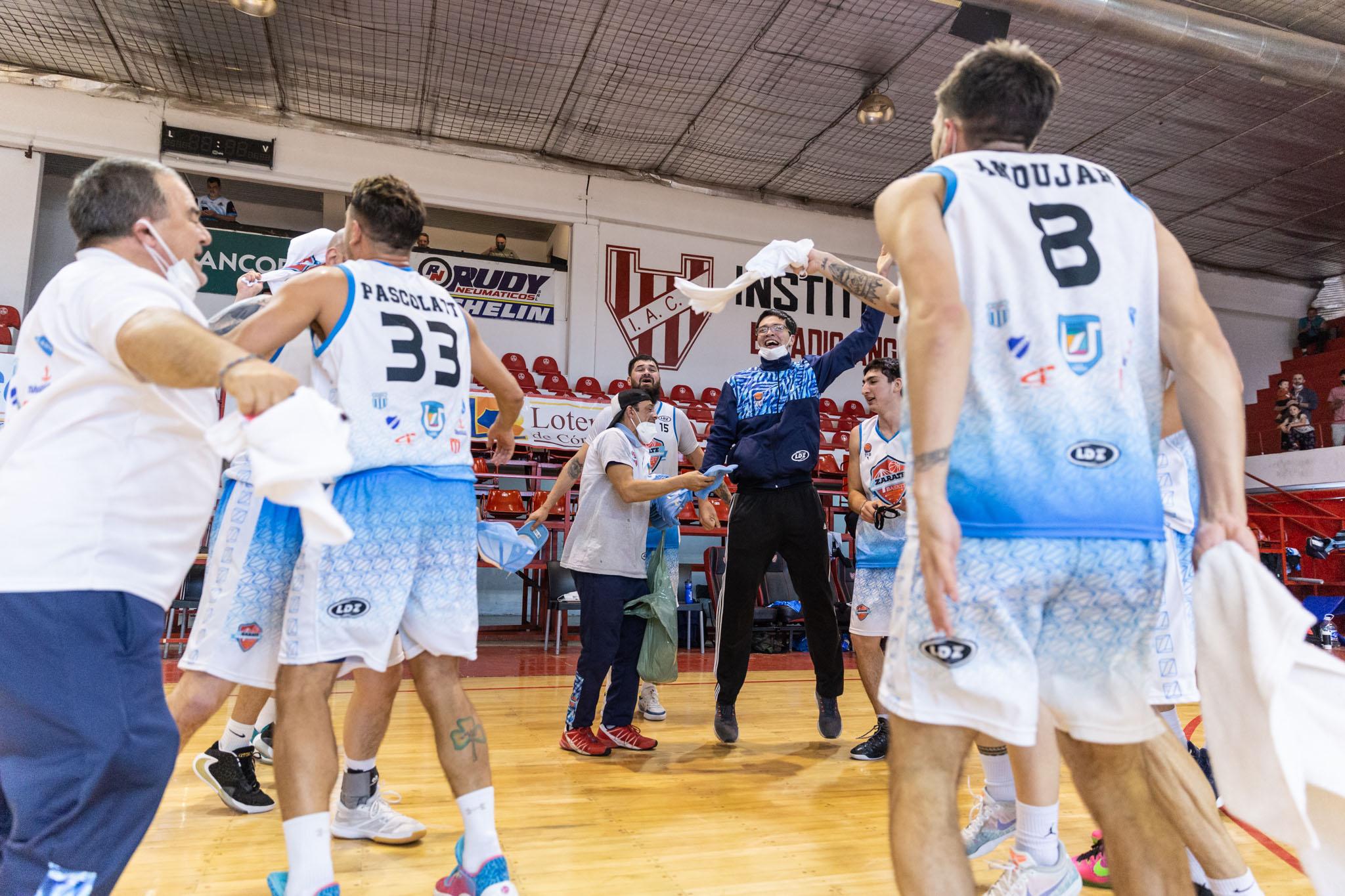 ¡Zárate Basket consiguió el ascenso!