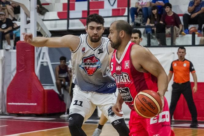 Zárate Basket amplió la diferencia ante Atlético Pilar