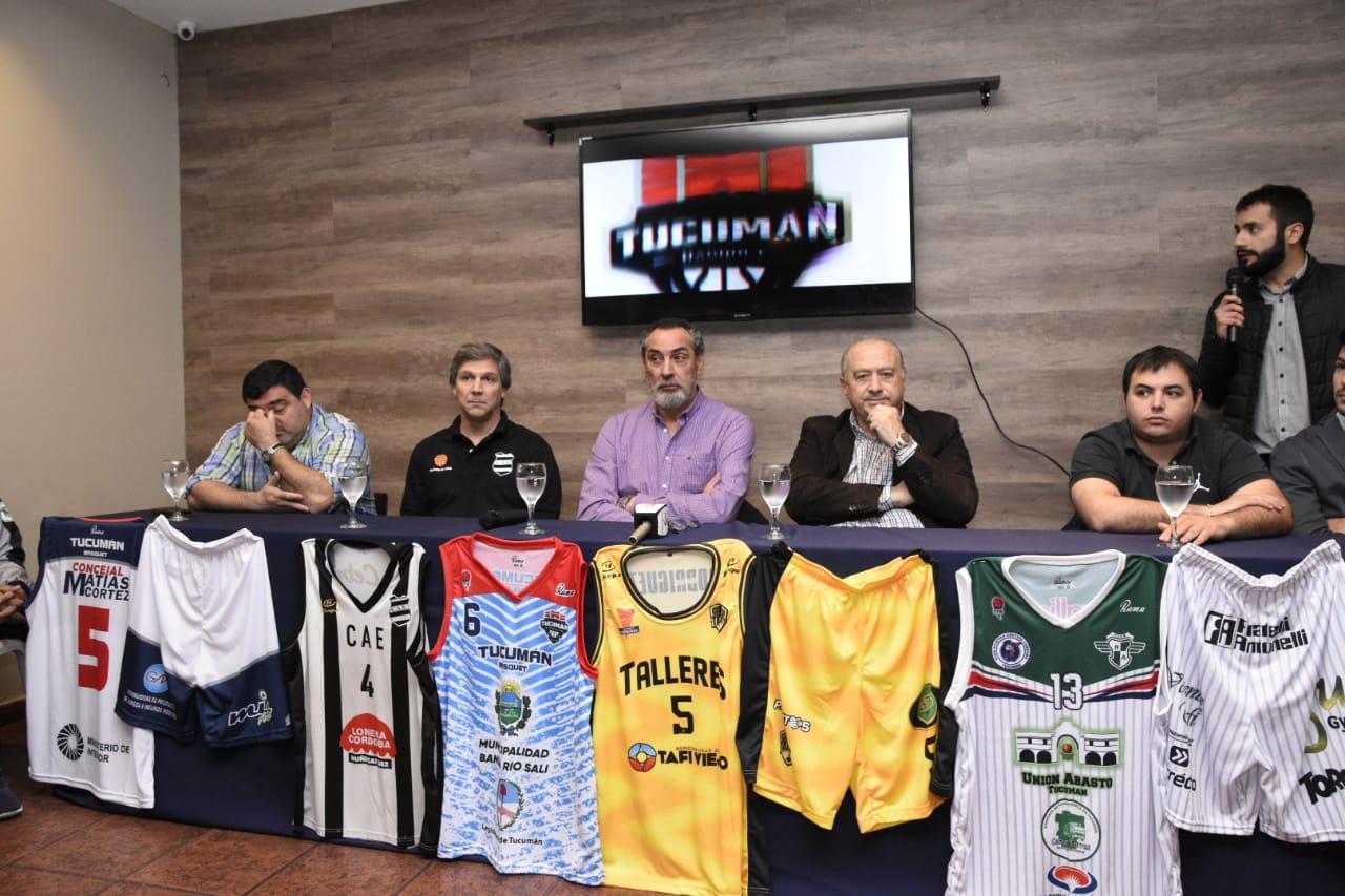Presentación histórica de los clubes tucumanos