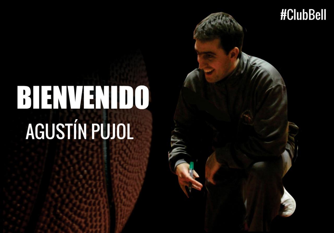 Agustín Pujol es el nuevo entrenador de Bell