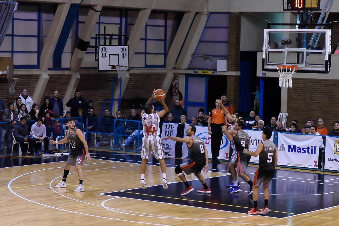 Central Entrerriano está en Semifinales