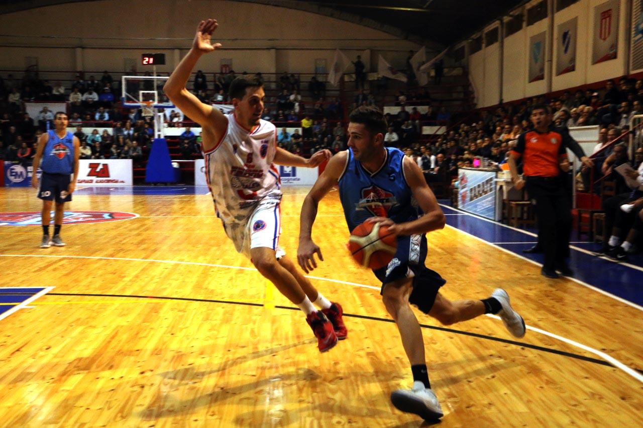 Zárate Basket buscará prolongar la serie con Villa Mitre