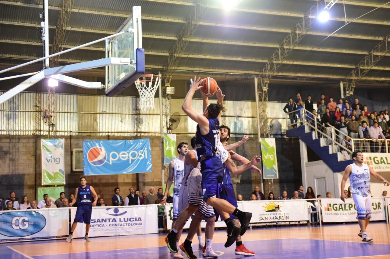 San Martín y Belgrano jugarán el tercer punto de la serie