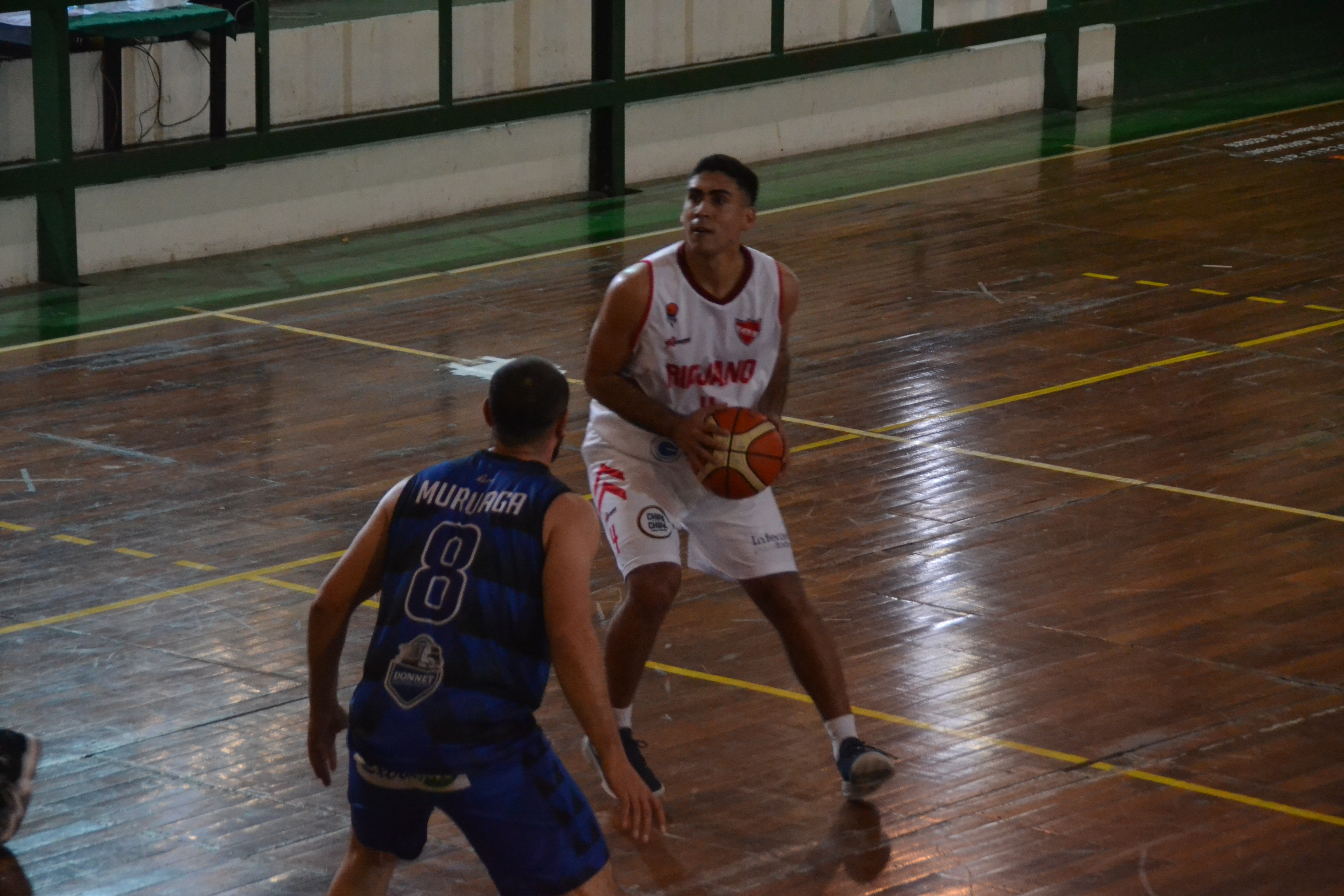 Riojano puso primera ante Belgrano CyD
