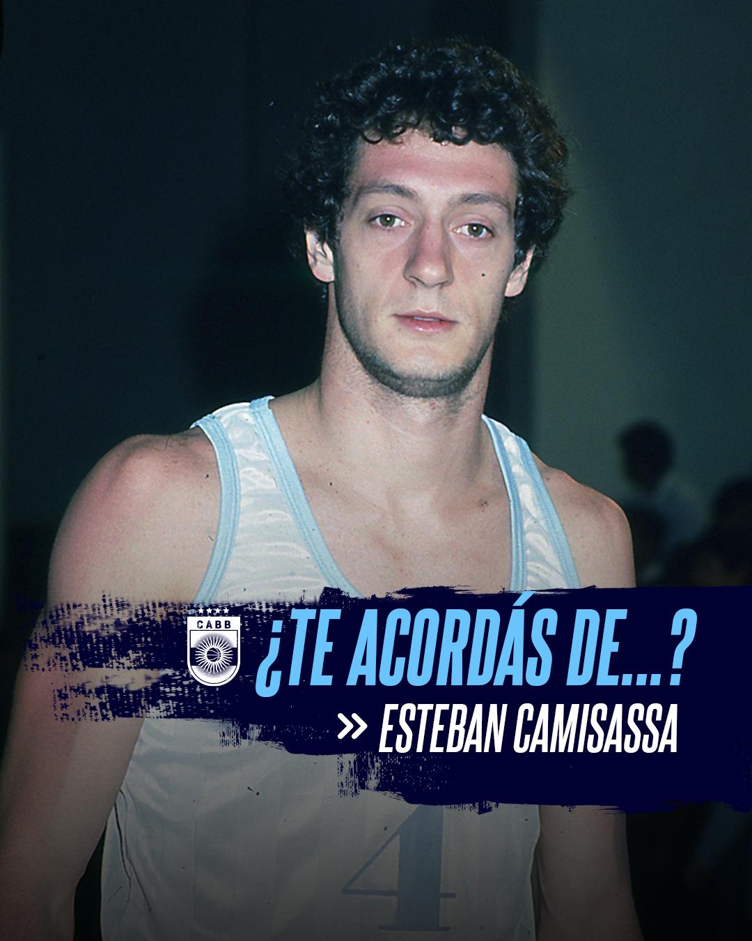 Esteban Camisassa: memorias de un hombre récord