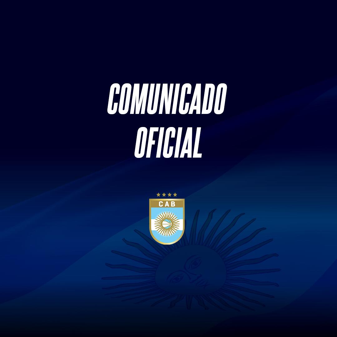 Comunicado Oficial: se suspende el Torneo Federal hasta el 7 de junio