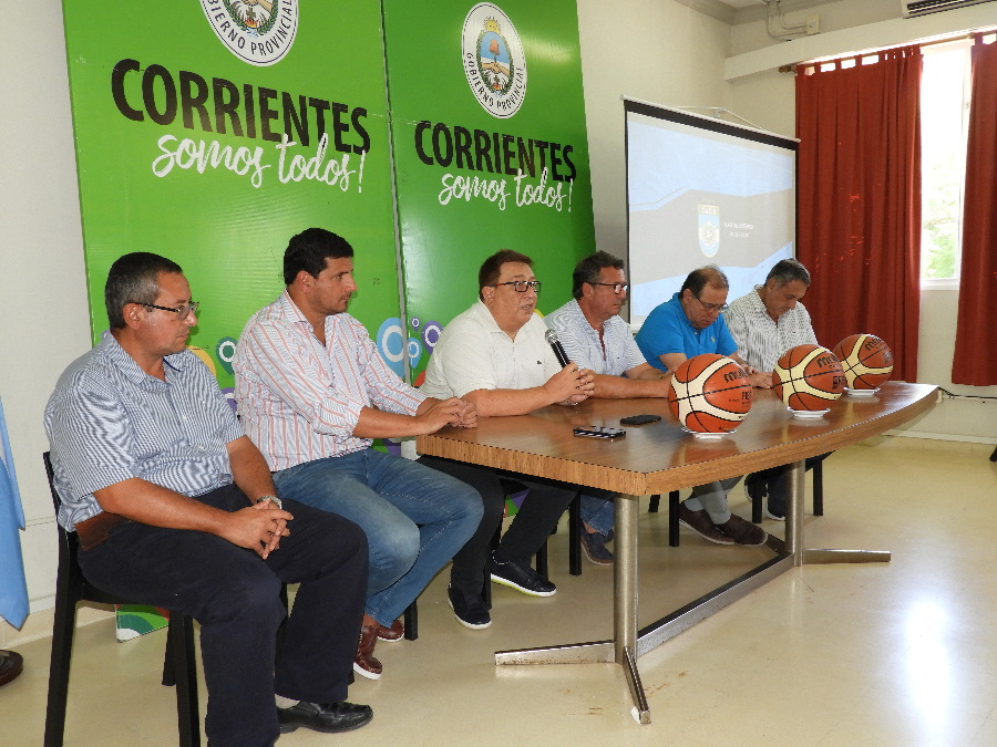 Fabián Borro estuvo en Corrientes y Chaco