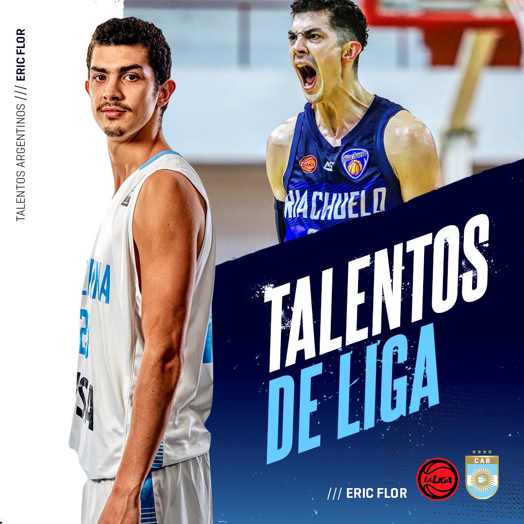 Talentos de Liga: la historia de Eric Flor y su sueño de Selección