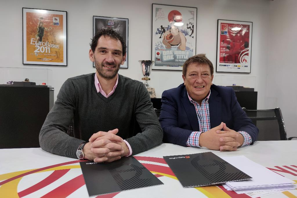 Argentina y España acuerdan colaborar para el desarrollo del baloncesto