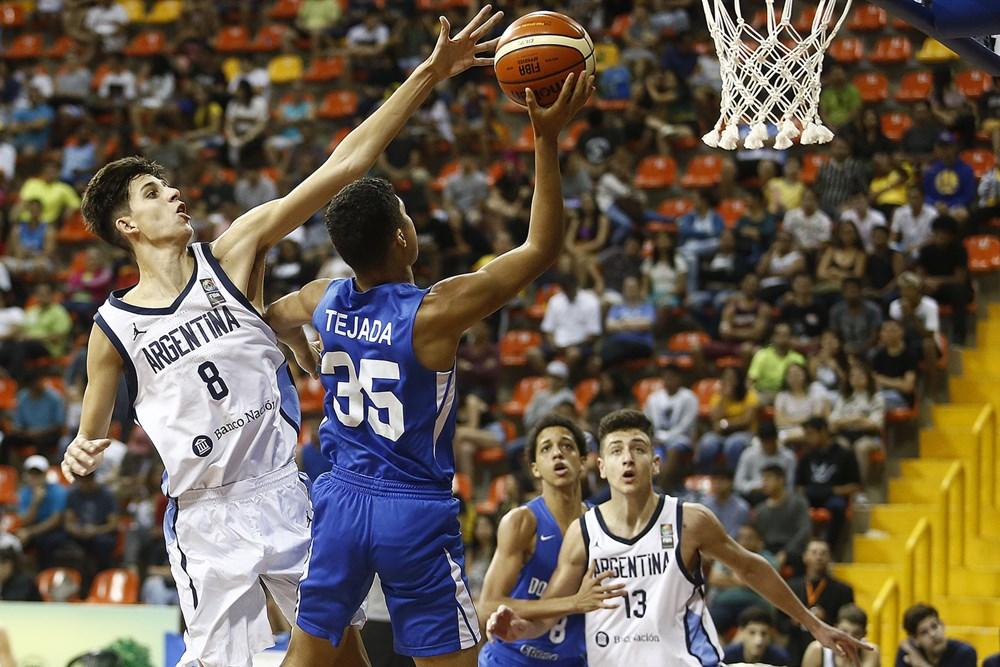 Argentina finalizó el FIBA Américas U16 en la cuarta ubicación
