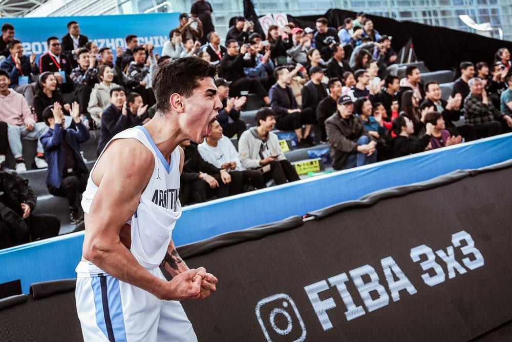 3x3: Argentina participará de la AmeriCup 2021