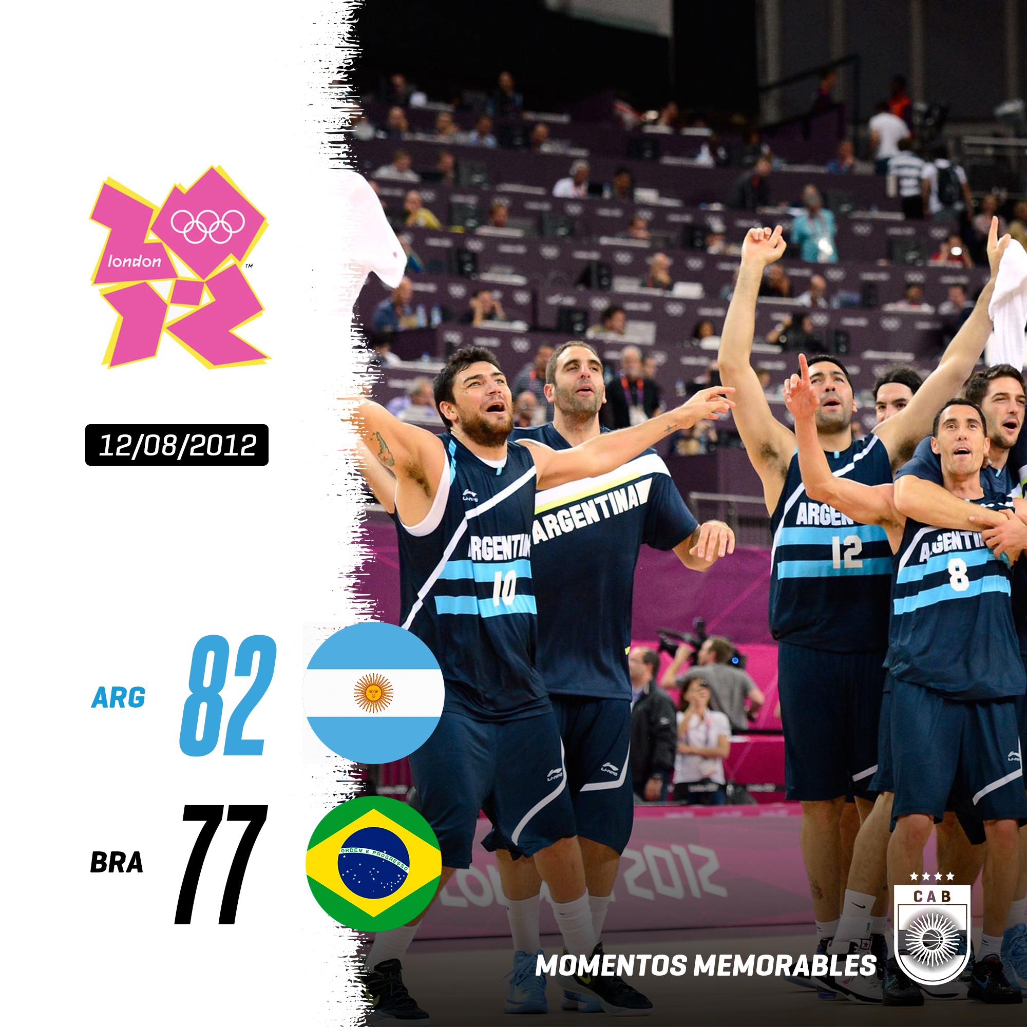 Partidos memorables: Argentina-Brasil 2012, un clásico teñido de celeste y blanco