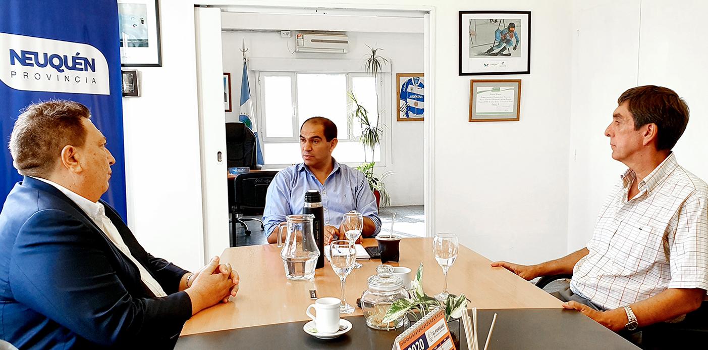 Neuquén afianza el Plan de Desarrollo Integral de Básquet