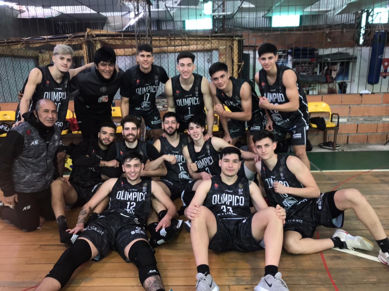 Olímpico se despidió con una sonrisa ante La Rioja Basket