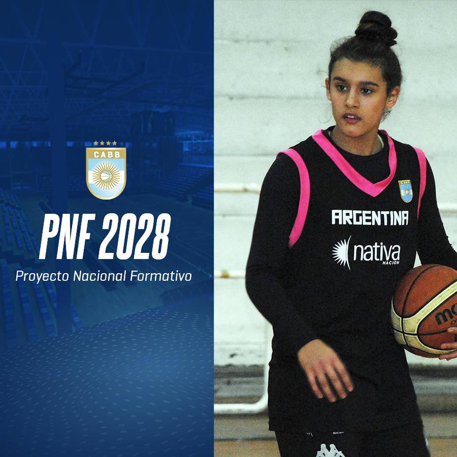 Proyecto Nacional Formativo: el plan para potenciar el básquet femenino