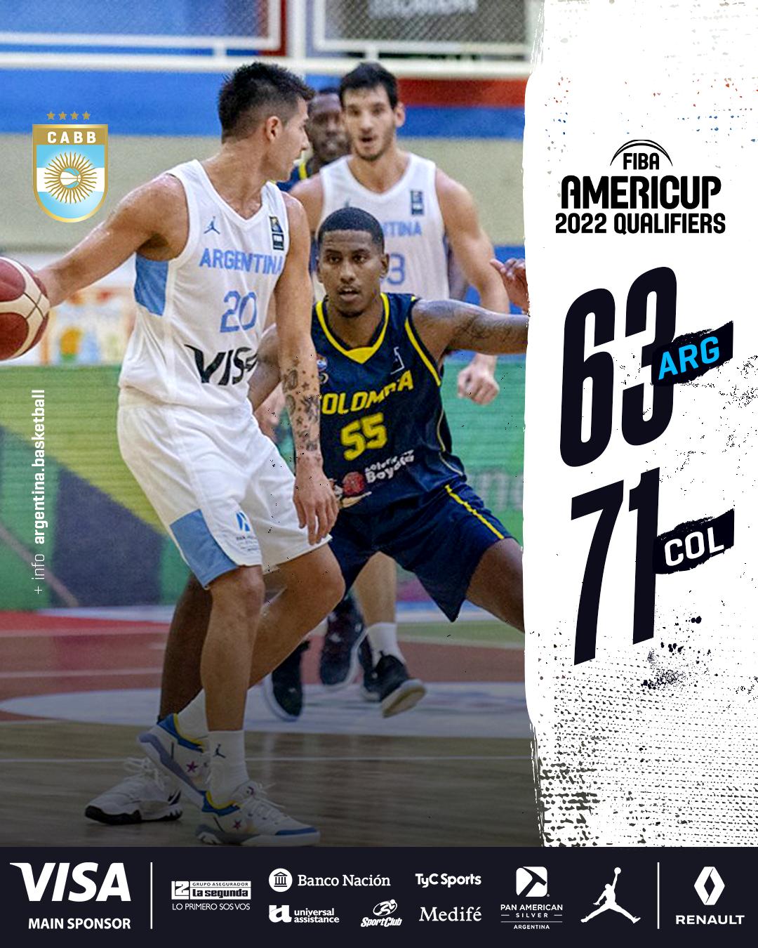 Americup 2022: Argentina cerró con derrota pero el balance es muy positivo