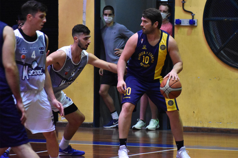 Gimnasia y Sport van por todo en Rosario
