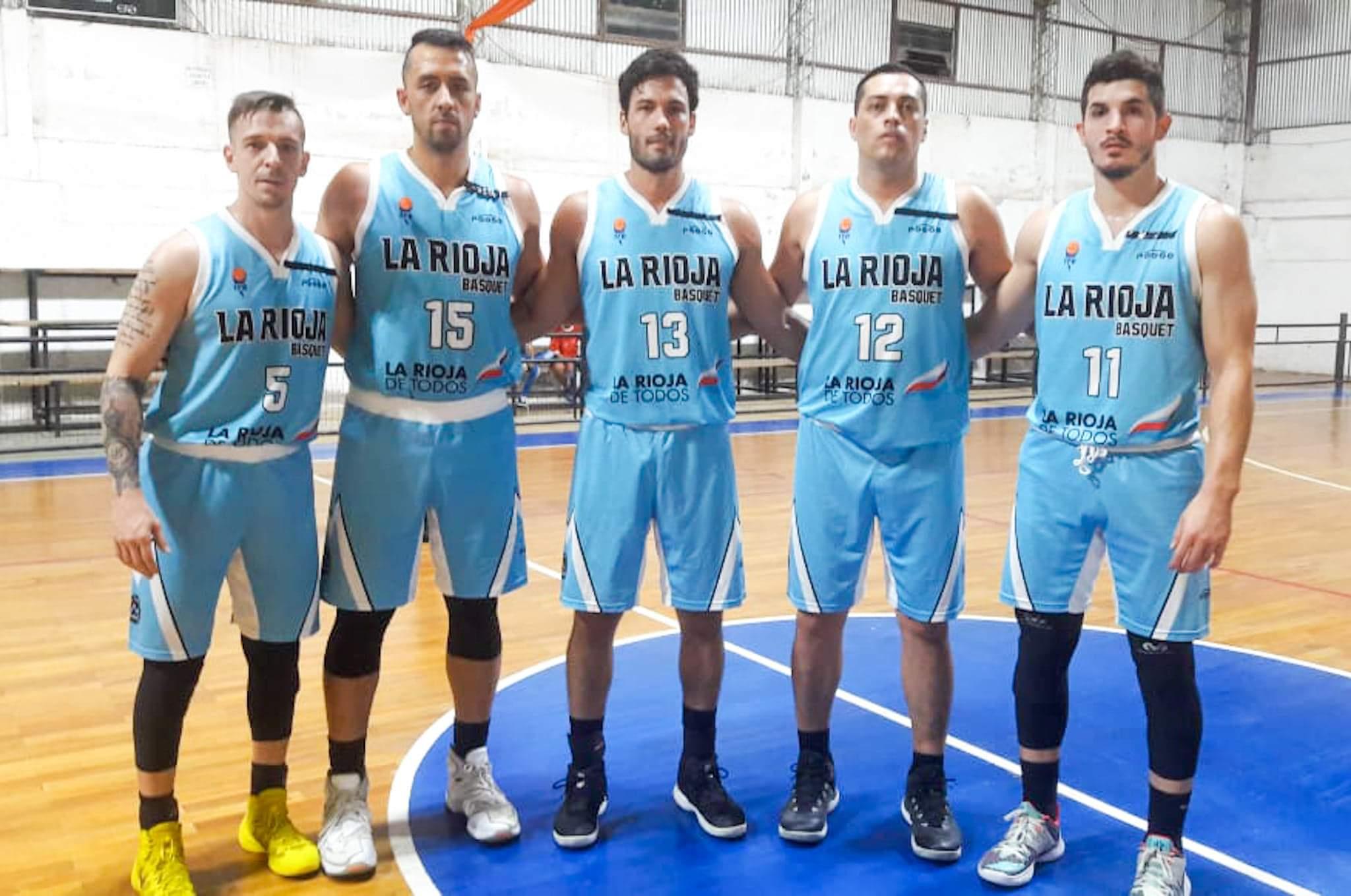 La Rioja Basket volvió al triunfo en casa