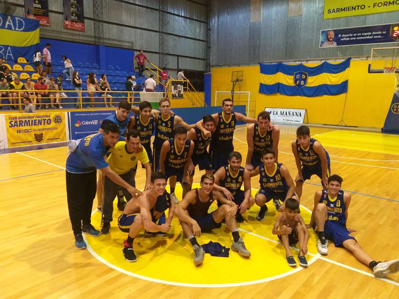 Sarmiento regresó a la victoria ante AMAD