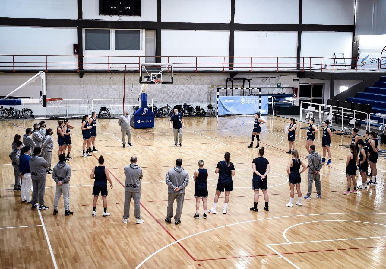 Selección Femenina: definida la nómina y comienzo de entrenamientos en Sunchales