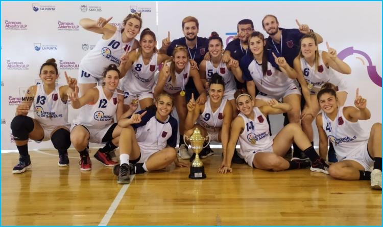¡Santa Fe campeón del Argentino de Mayores 2019!