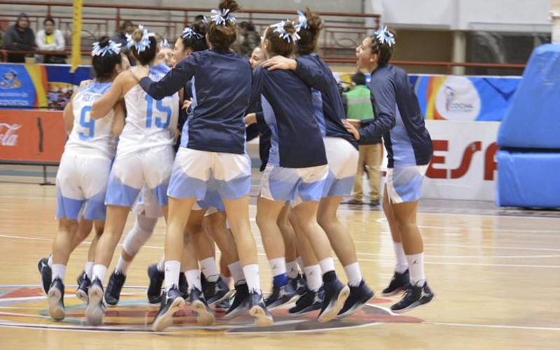Concentran las U18 de cara al FIBA Americas con plantel definido