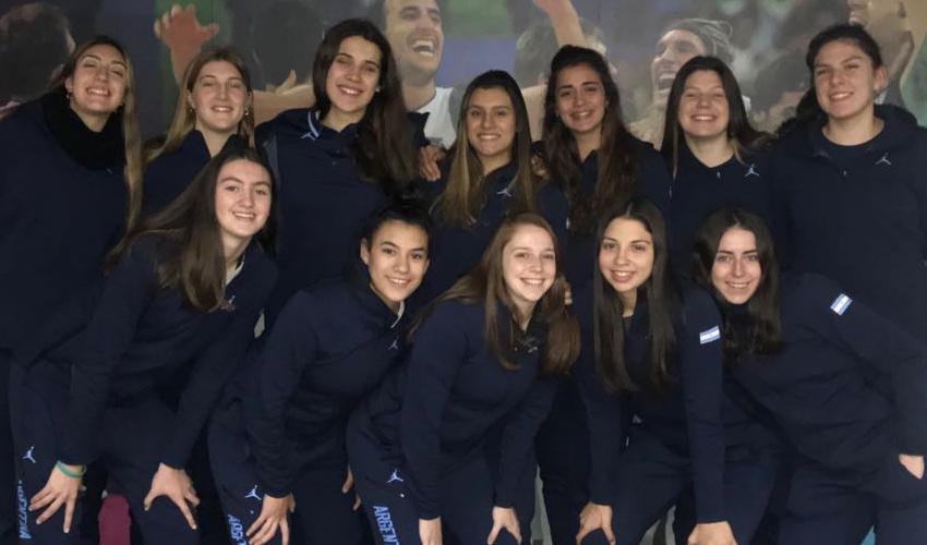 Nuestras U17 viajan al Mundial