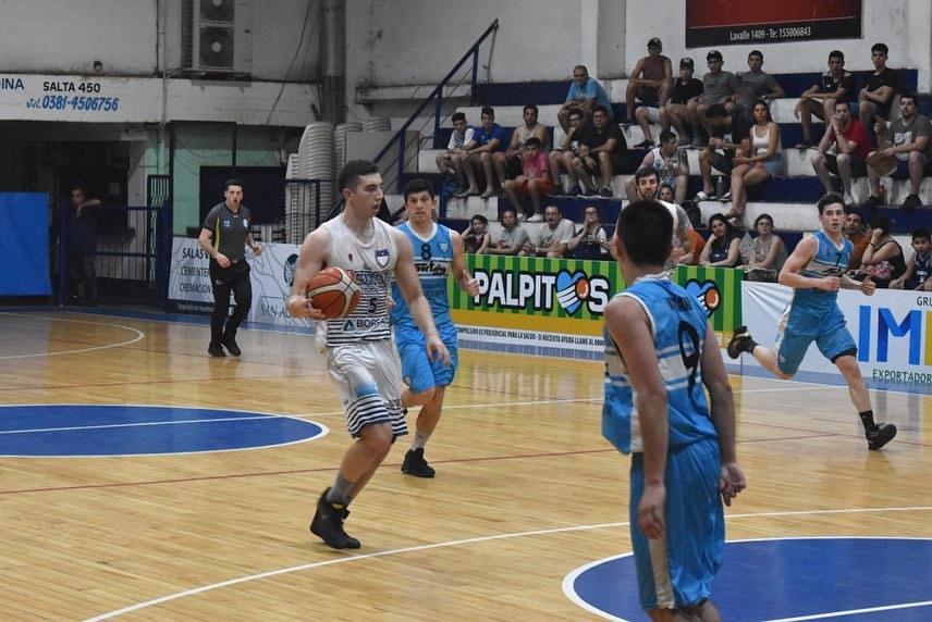 Belgrano y Tucumán Basquet no se sacaron ventajas