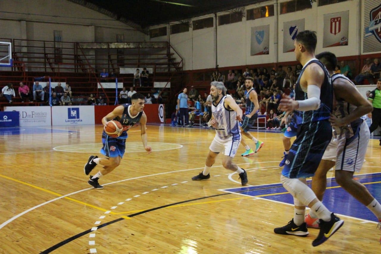 Zárate Basket ganó un partido muy importante frente a Sportivo Escobar