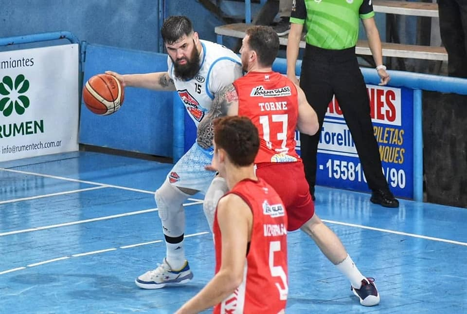 Zárate Basket derrotó claramente a Sportivo