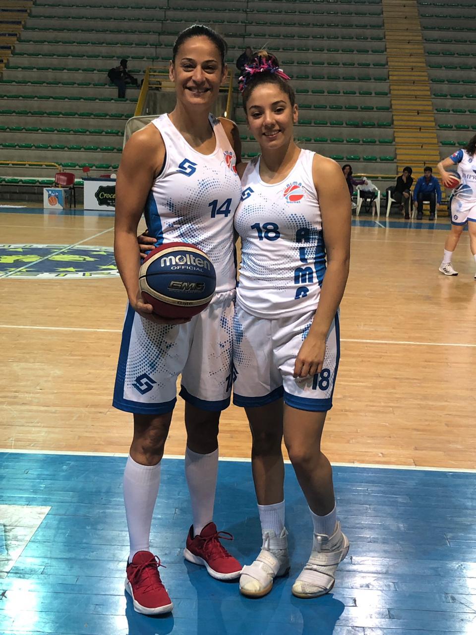Otras dos argentinas debutaron en el exterior