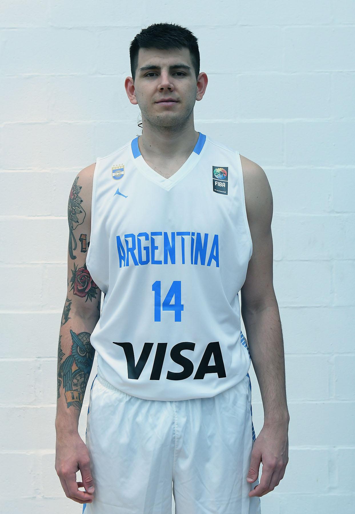 Toda la información sobre el plantel de Argentina