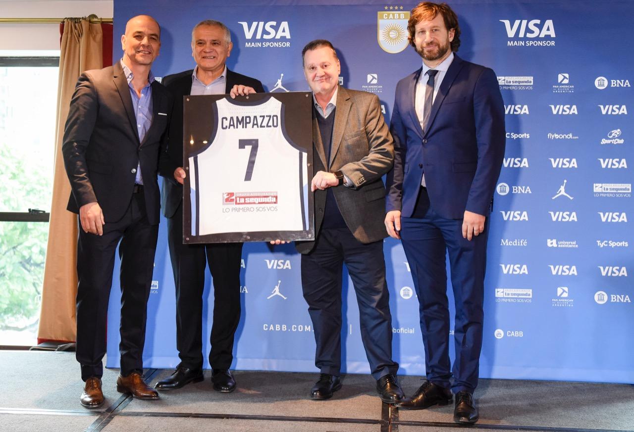 La Copa Naismith pasó por Buenos Aires